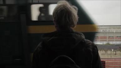 Still making of trein der gedachten 3 - Robbin Rooze