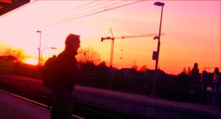 Station Kapelle ODB - foto zuster