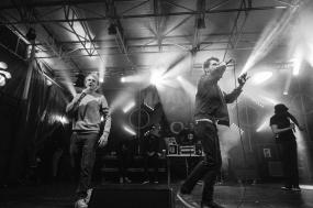 Maanrock 2018 met Shockproof en Tonic